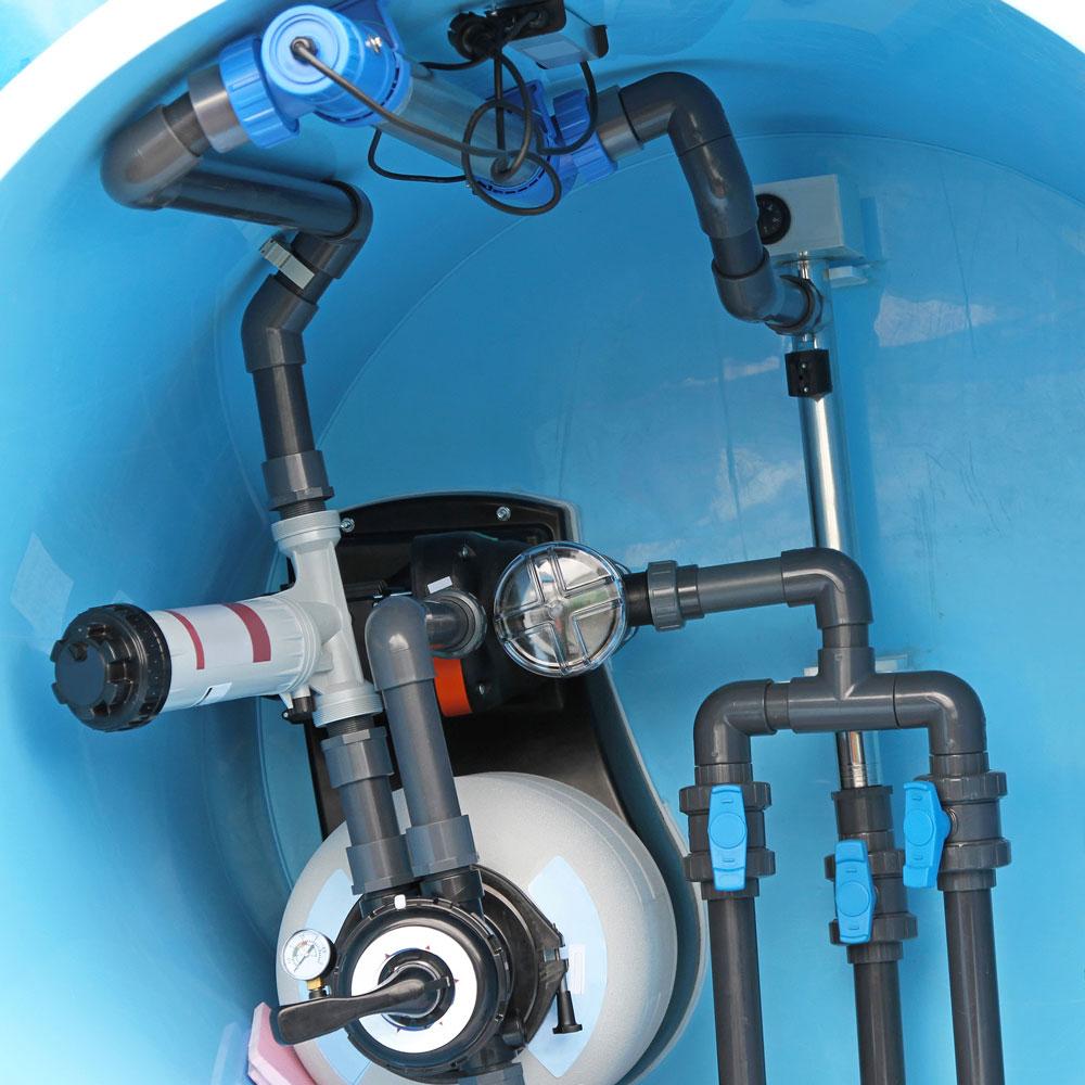 La filtration de votre eau est importante