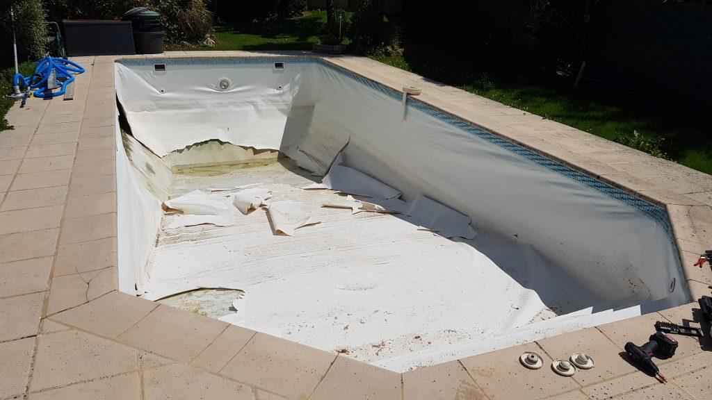 Rénovation de  piscine Toulouse