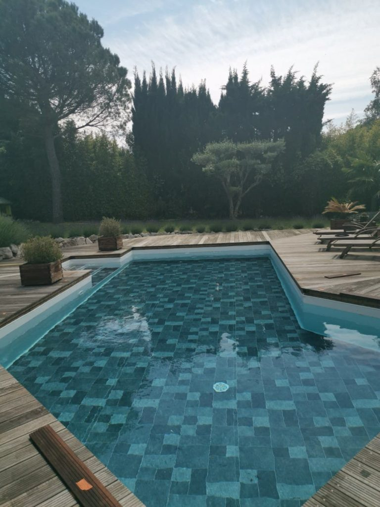 rénovation piscine traditionnelle
