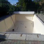 Rénovation piscine béton Toulouse