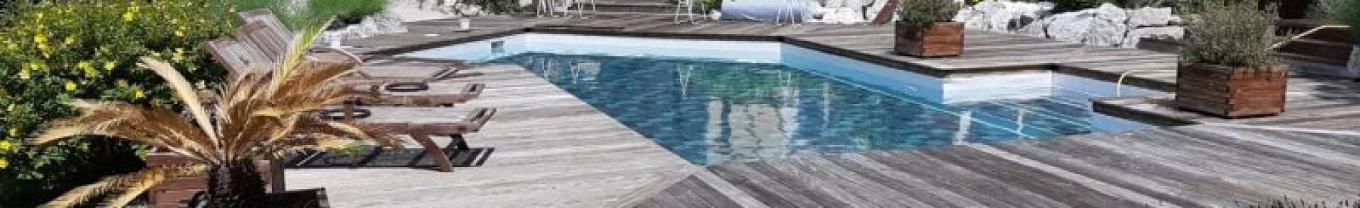 Rénovation d'une piscine traditionnelle à Portet sur Garonne